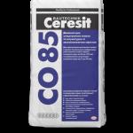 Добавка CO 85 для изготовления стяжек и штукатурок со звукоизоляционным эффектом