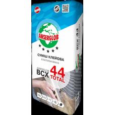 Клей для плитки ANSERGLOB BCX44, 25кг