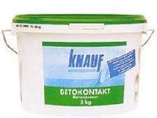 Грунтовка Бетоконтакт Knauf