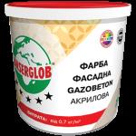 Краска фасадная ANSERGLOB GAZOBETON АКРИЛОВАЯ