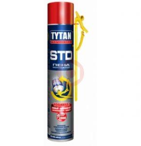 Пена монтажная Титан 750мл